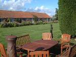 <p>These charming self-catering country cottages are set in the peaceful surroundings of Burgh le Marsh in Lincolnshire's Poacher Country, and yet are only five miles from the seaside resort of Skegness.</p>
