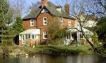 <p>Our Guest House is a classic Edwardian villa on three floors.</p> <p>The Vale stands in about an acre of mature gardens, featuring a lake stocked with trench, roach, perch, a couple of wily old carp and a flotilla of ducks. </p>