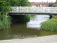 Canal Bridge Horncastle Lincolnshire