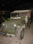 landrover at East Kirkby